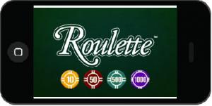 Roulette spelen telefoon